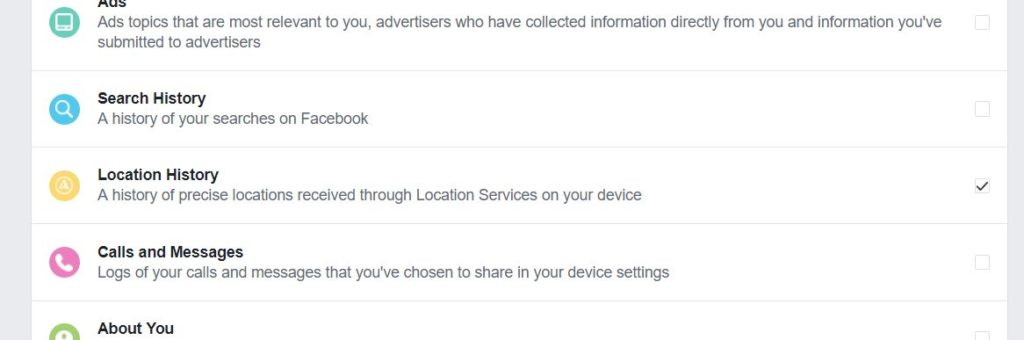 Facebook-Location-Download-Lost-iPhone