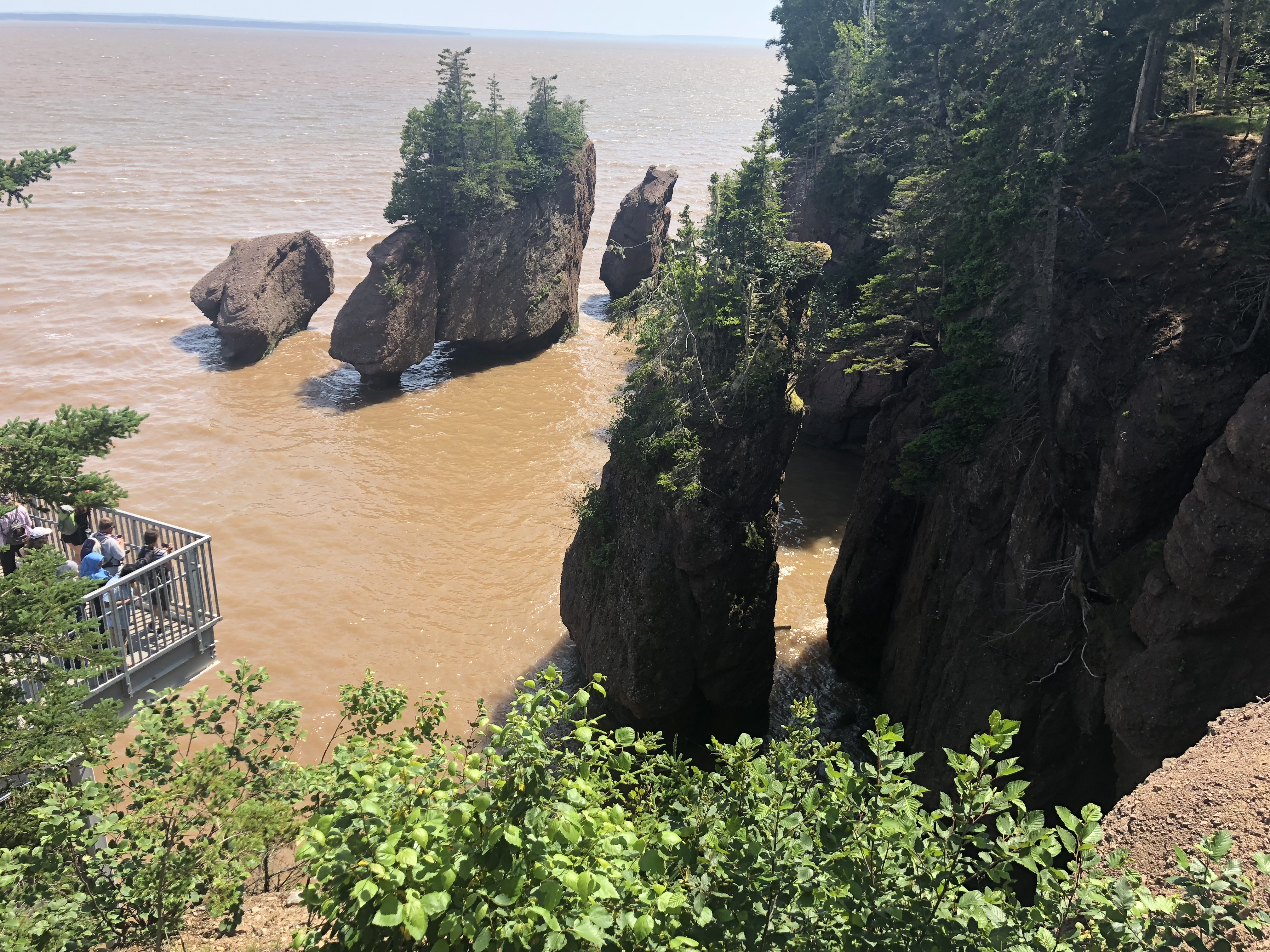 Hopewell-Rocks-New-Brunswick